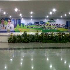 Photo taken at Kantor Gubernur Sumatera Utara by Richard T. on 12/30/2013