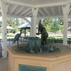 Photo taken at Abita Springs Park by Michael K. on 10/22/2013