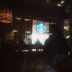 Photo taken at Starbucks by Ria T. on 6/20/2015