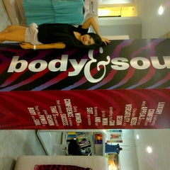 Photo taken at Body & Soul by Mrs.poo on 5/24/2013