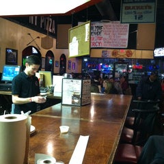 Photo taken at Johnny's New York Style Pizza by Jayme D. on 1/9/2013