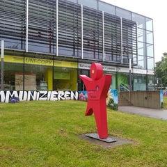 Photo taken at Technische Universität Chemnitz by Taxi Micha on 5/30/2013