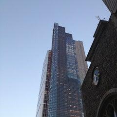 Photo taken at Heron Tower by Richard T. on 10/6/2012