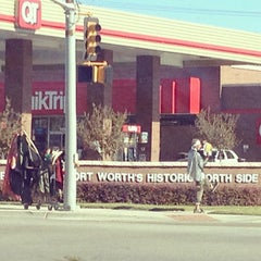 Photo taken at QuikTrip by Judy S. on 10/31/2012