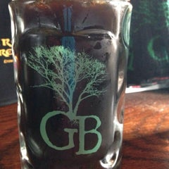 Photo taken at Greenbush Brewing Company by Melissa W. on 3/8/2014