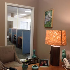 Photo taken at McColly Real Estate by Melissa W. on 9/9/2014