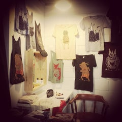 Photo taken at Goodfellas Gallery by Hieng T. on 8/4/2013