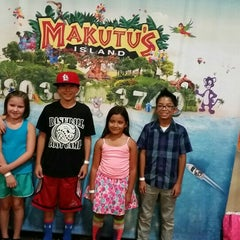 Photo taken at Makutu's Island by Gretchen B. on 6/20/2015