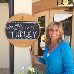 Photo taken at Turley Wine Cellars by Trish H. on 8/8/2014