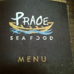 Photo taken at Praoe Sea Food by Aussie D. on 4/7/2013