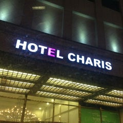 Photo taken at 호텔카리스 / Hotel Charis by Michael on 1/22/2013