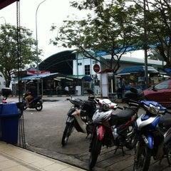 Photo taken at Hentian Duta Bus Terminal by Ana on 5/6/2013