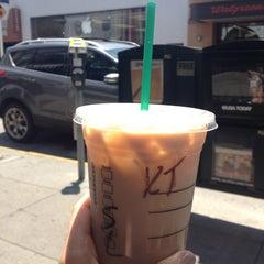 Photo taken at Starbucks by Katie F. on 6/30/2013