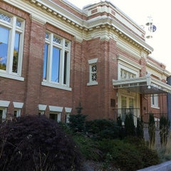 Photo taken at Willamette University by Jim M. on 10/9/2012