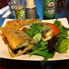 Photo taken at Borgia II Cafe by Bonnie S. on 8/29/2014