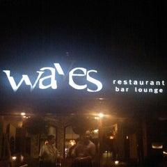 Photo taken at Waves Restaurant by Hideyasu N. on 10/5/2014