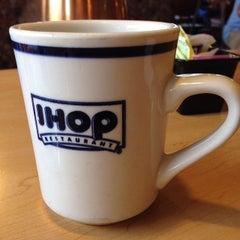 Photo taken at IHOP by Richard B. on 2/27/2014