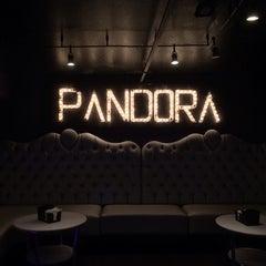 Photo taken at Pandora Karaoke & Bar by Kurtis W. on 1/30/2014