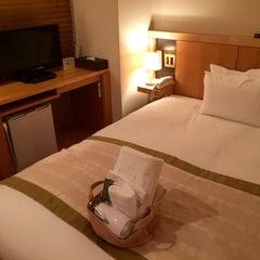 Photo taken at 上野 サットンプレイスホテル (Ueno Sutton Place Hotel) by daihann on 12/14/2014