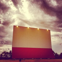 Photo taken at Showboat Drive-In by Amber C. on 7/15/2013