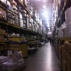 Photo taken at Restaurant Depot by Thomas R. on 12/8/2012