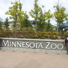 Photo taken at Minnesota Zoo by Jeremiah V. on 9/14/2013