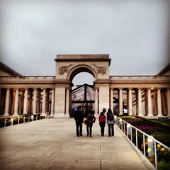 Photo taken at California Palace of the Legion of Honor by Michael W. on 10/11/2012