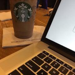 Photo taken at Starbucks by Shayna R. on 4/25/2015