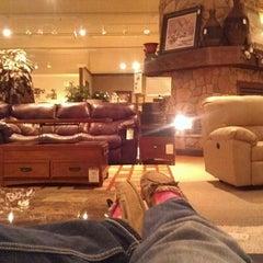 Photo taken at Ashley Furniture HomeStore by Shantae W. on 11/3/2012