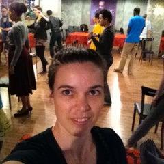 Photo taken at 엘땅고 (el Tango) by Kat 고양희 B. on 10/15/2012