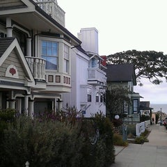 Photo taken at Pacific Grove Tourist Information Center by Dmitry L. on 8/11/2014