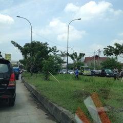 Photo taken at Jalan K.H. Soleh Iskandar by Kelik H. on 12/1/2012