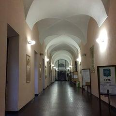 Photo taken at Università degli Studi di Macerata by Julia J. on 2/5/2015