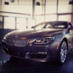 Photo taken at Faulkner BMW by Mike M. on 11/19/2012