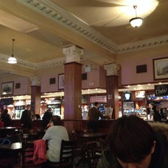 Photo taken at The Isambard Kingdom Brunel (Wetherspoon) by Şule K. on 4/4/2015