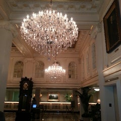 Photo taken at Hotel Monteleone by Charita A. on 3/27/2013