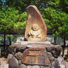 Photo taken at 宝鏡寺門跡(百々御所) by hamayan on 8/9/2015