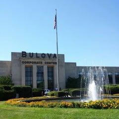 Photo taken at Bulova Building by J. JaMïe on 8/2/2013