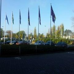 Photo taken at Van der Valk Hotel Rotterdam-Blijdorp by Maarten J. on 11/11/2012