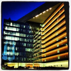 Photo taken at LAPD Headquarters by Julian F. on 10/24/2012