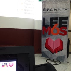 Photo taken at El Siglo de Torreón by Yosses C. on 9/5/2015