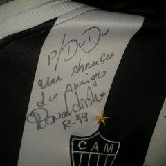 Photo taken at Drogaria Araujo by Daniel d. on 11/8/2012
