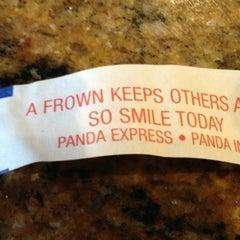 Photo taken at Panda Express by Gregg S. on 12/10/2012