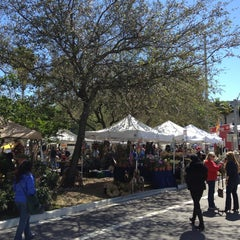 Photo taken at Coconut Grove Arts Festival by Linda K. on 2/17/2013