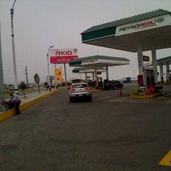 Photo taken at Estación KIO by Luis L. on 3/12/2013