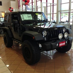 Photo taken at Nyle Maxwell Chrysler Dodge Jeep Ram Supercenter by J.Rene on 8/30/2013