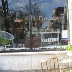 Photo taken at De Weldaad by Anna G. on 12/1/2012