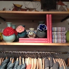 Photo taken at Anthropologie by Patrizia C. on 11/3/2012