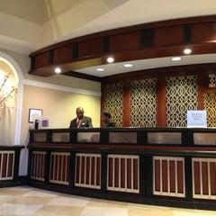 Photo taken at Sheraton Pentagon City Hotel by Danielle L. on 4/13/2013