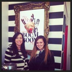 Photo taken at Boom Boom Brow Bar by Saylor B. on 1/2/2014